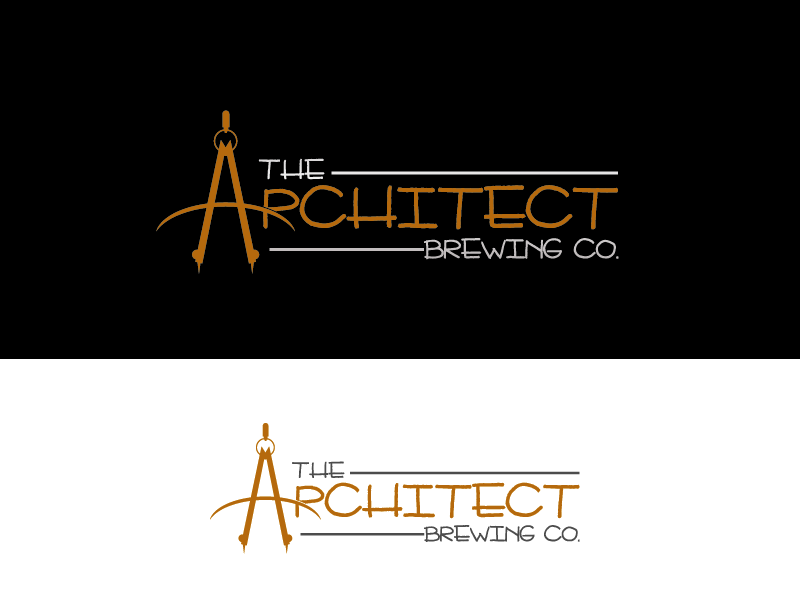 Logo Design by Private User - Entry No. 29 in the Logo Design Contest Captivating Logo Design for The Architect Brewing Co..