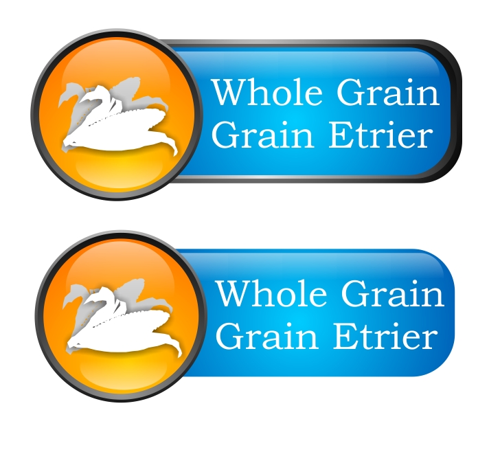 Logo Design by denwy8 - Entry No. 27 in the Logo Design Contest Whole Grain / Grain Entier.