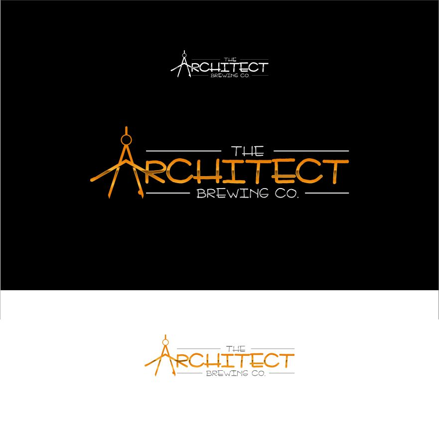 Logo Design by Raymond Garcia - Entry No. 36 in the Logo Design Contest Captivating Logo Design for The Architect Brewing Co..