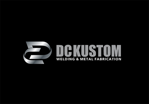 Logo Design by Ifan Afandie - Entry No. 87 in the Logo Design Contest Imaginative Logo Design for DC KUSTOM WELDING & METAL FABRICATION.