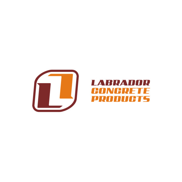 Logo Design by Private User - Entry No. 87 in the Logo Design Contest Logo for Labrador Concrete Products.