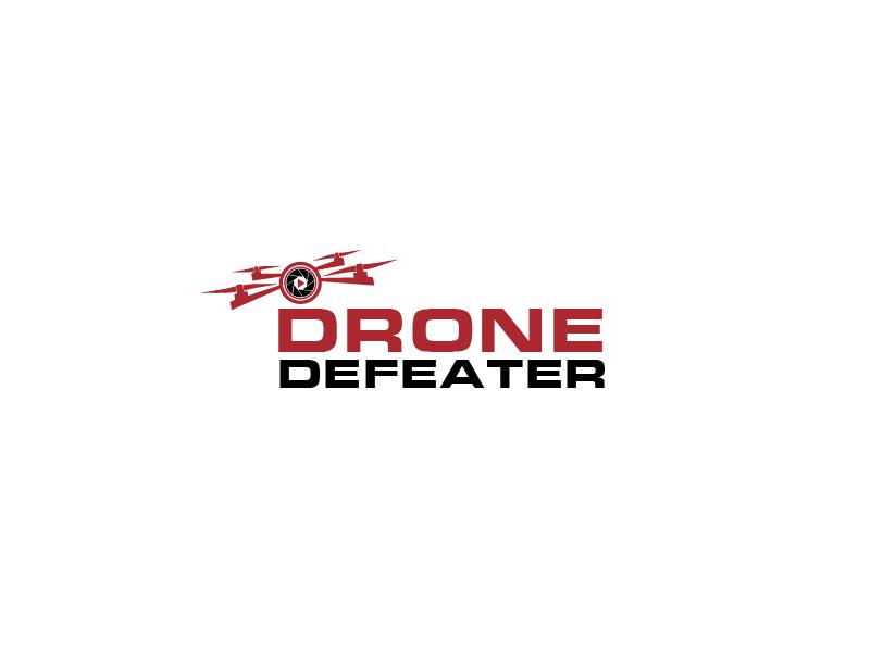 Logo Design by Private User - Entry No. 11 in the Logo Design Contest Artistic Logo Design for Drone Defeater.