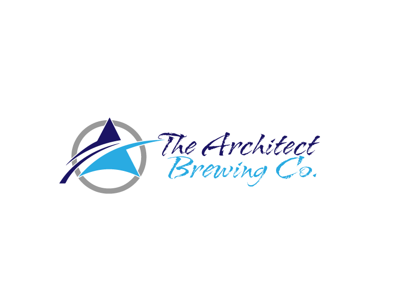 Logo Design by Private User - Entry No. 45 in the Logo Design Contest Captivating Logo Design for The Architect Brewing Co..