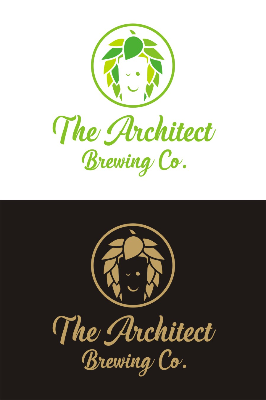 Logo Design by Spider Graphics - Entry No. 47 in the Logo Design Contest Captivating Logo Design for The Architect Brewing Co..