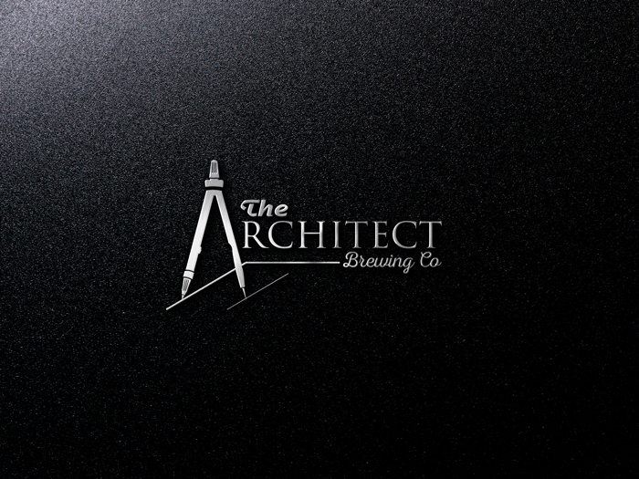 Logo Design by Mohammad azad Hossain - Entry No. 59 in the Logo Design Contest Captivating Logo Design for The Architect Brewing Co..