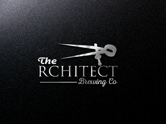 Logo Design by Mohammad azad Hossain - Entry No. 60 in the Logo Design Contest Captivating Logo Design for The Architect Brewing Co..