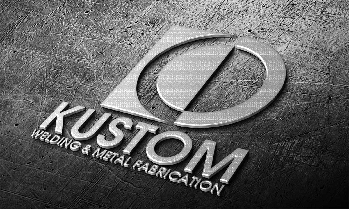 Logo Design by Private User - Entry No. 115 in the Logo Design Contest Imaginative Logo Design for DC KUSTOM WELDING & METAL FABRICATION.