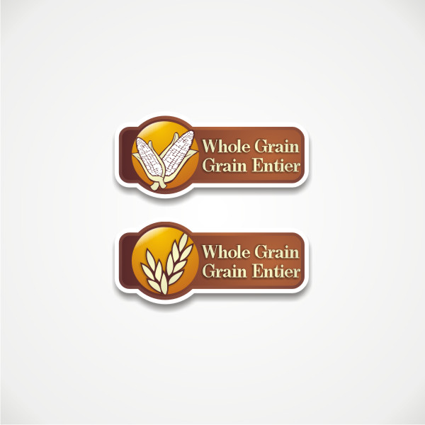 Logo Design by Private User - Entry No. 28 in the Logo Design Contest Whole Grain / Grain Entier.