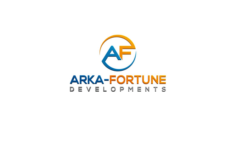 Logo Design by Private User - Entry No. 102 in the Logo Design Contest Arka-Fortune Developments Logo Design.
