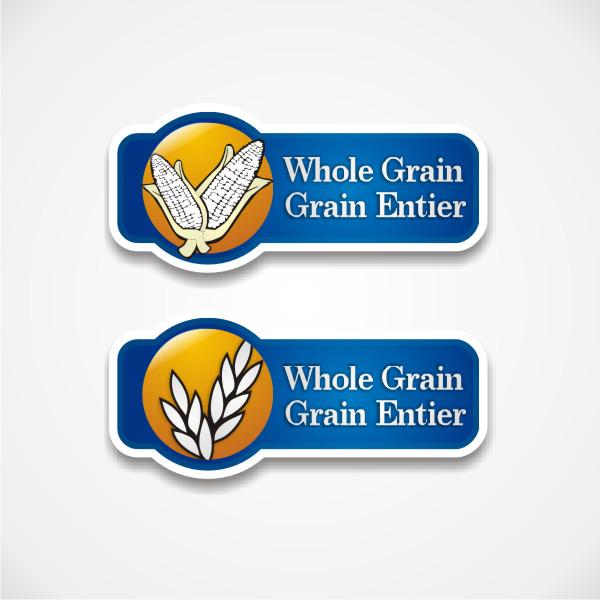 Logo Design by Private User - Entry No. 29 in the Logo Design Contest Whole Grain / Grain Entier.