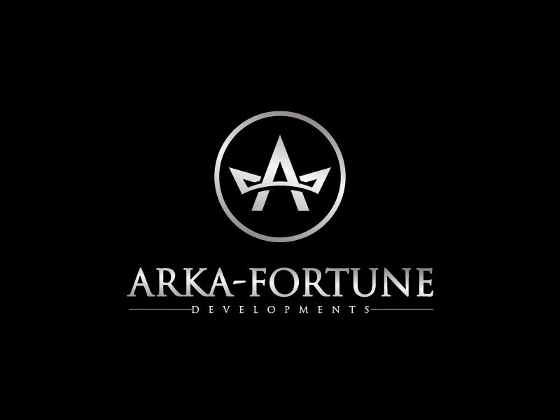 Logo Design by Private User - Entry No. 107 in the Logo Design Contest Arka-Fortune Developments Logo Design.