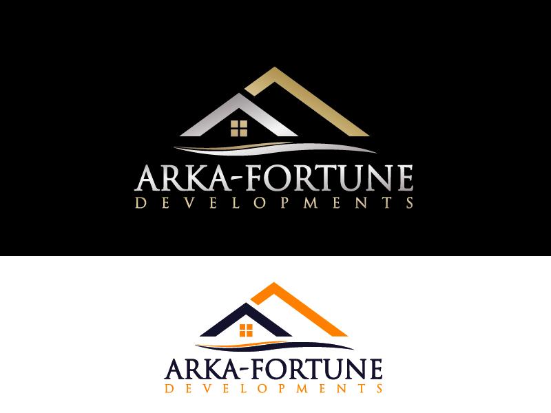Logo Design by Private User - Entry No. 108 in the Logo Design Contest Arka-Fortune Developments Logo Design.