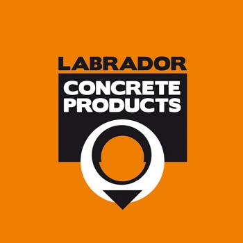 Logo Design by DINOO45 - Entry No. 93 in the Logo Design Contest Logo for Labrador Concrete Products.