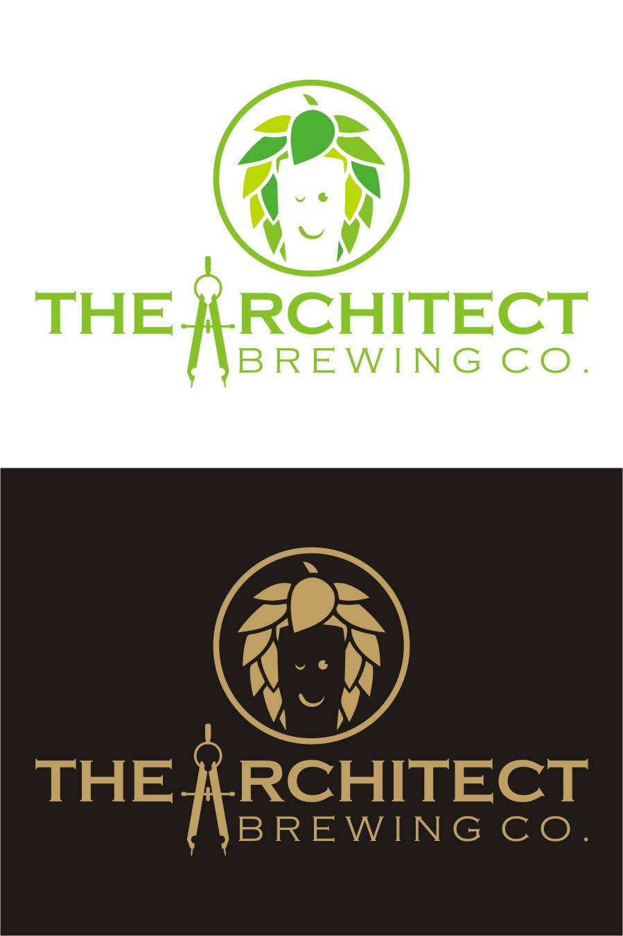 Logo Design by Spider Graphics - Entry No. 76 in the Logo Design Contest Captivating Logo Design for The Architect Brewing Co..