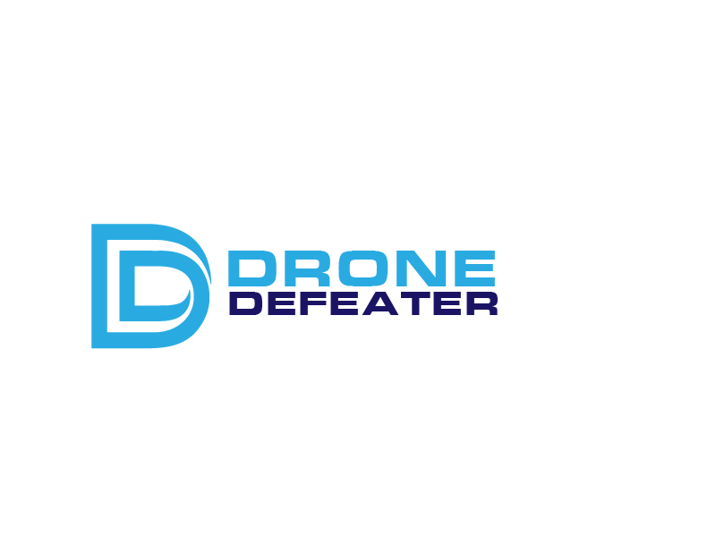 Logo Design by Private User - Entry No. 29 in the Logo Design Contest Artistic Logo Design for Drone Defeater.