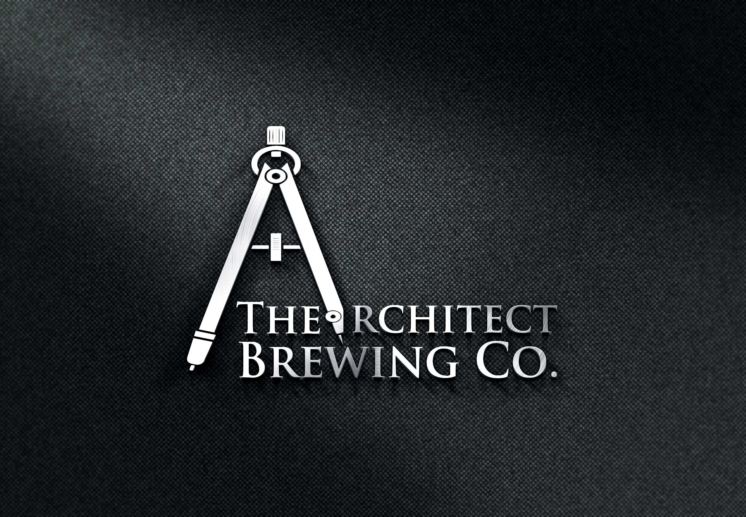 Logo Design by Private User - Entry No. 83 in the Logo Design Contest Captivating Logo Design for The Architect Brewing Co..