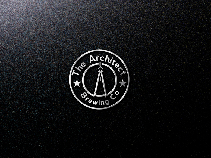 Logo Design by Mohammad azad Hossain - Entry No. 85 in the Logo Design Contest Captivating Logo Design for The Architect Brewing Co..