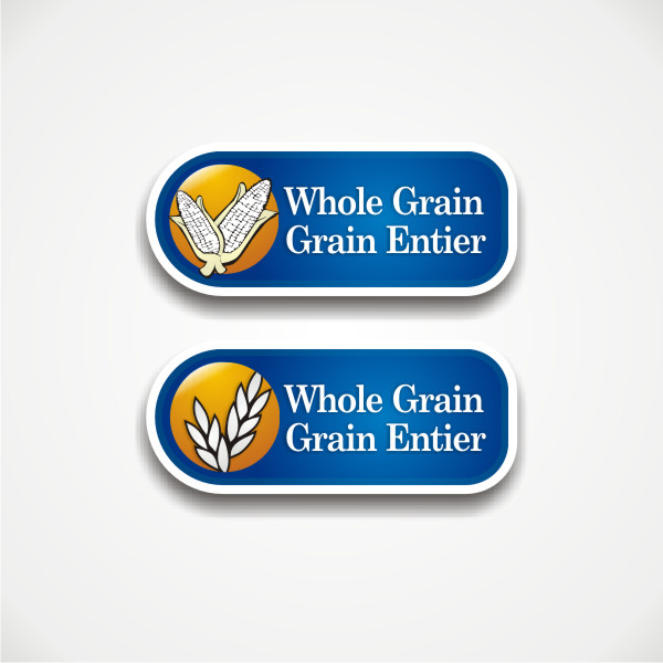 Logo Design by Private User - Entry No. 32 in the Logo Design Contest Whole Grain / Grain Entier.