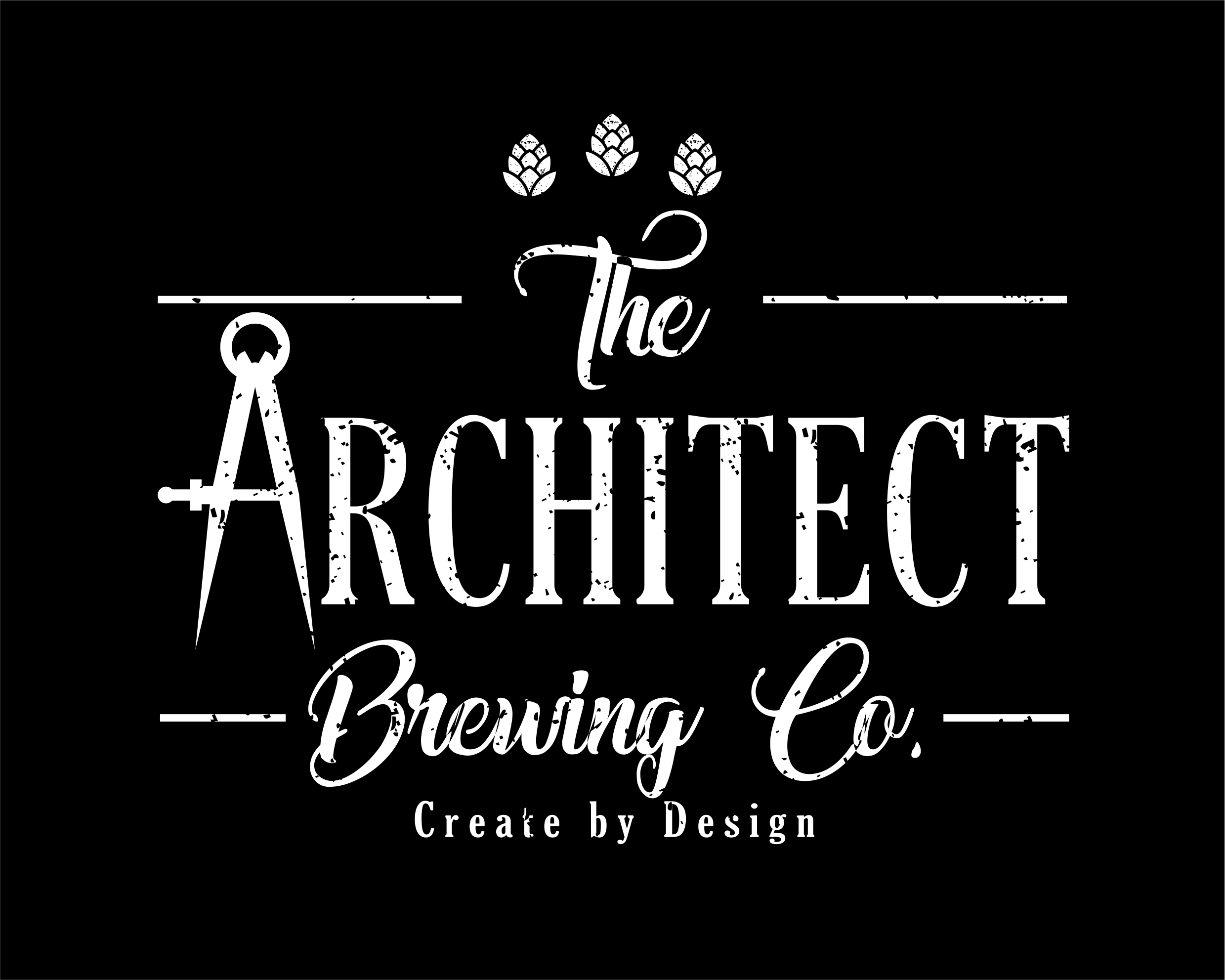 Logo Design by Net Bih - Entry No. 94 in the Logo Design Contest Captivating Logo Design for The Architect Brewing Co..