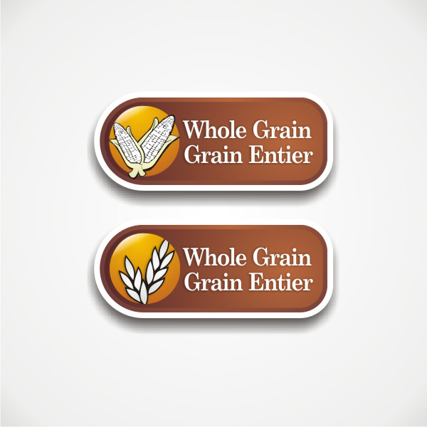 Logo Design by Private User - Entry No. 33 in the Logo Design Contest Whole Grain / Grain Entier.