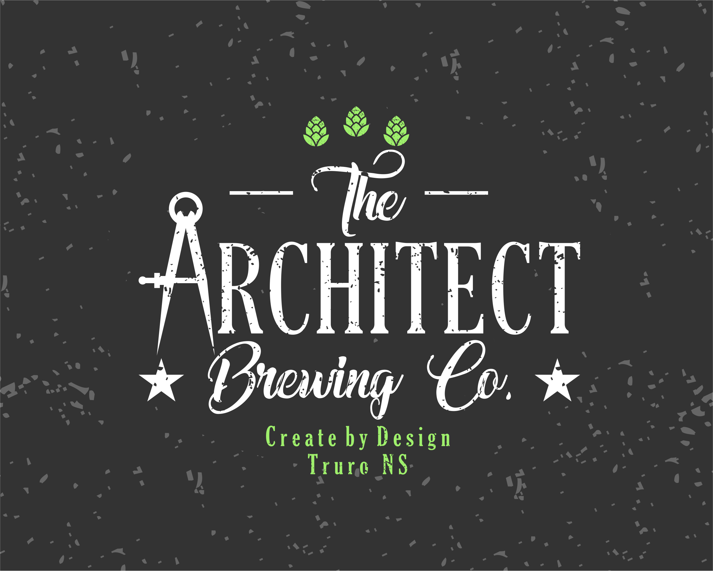Logo Design by Net Bih - Entry No. 96 in the Logo Design Contest Captivating Logo Design for The Architect Brewing Co..