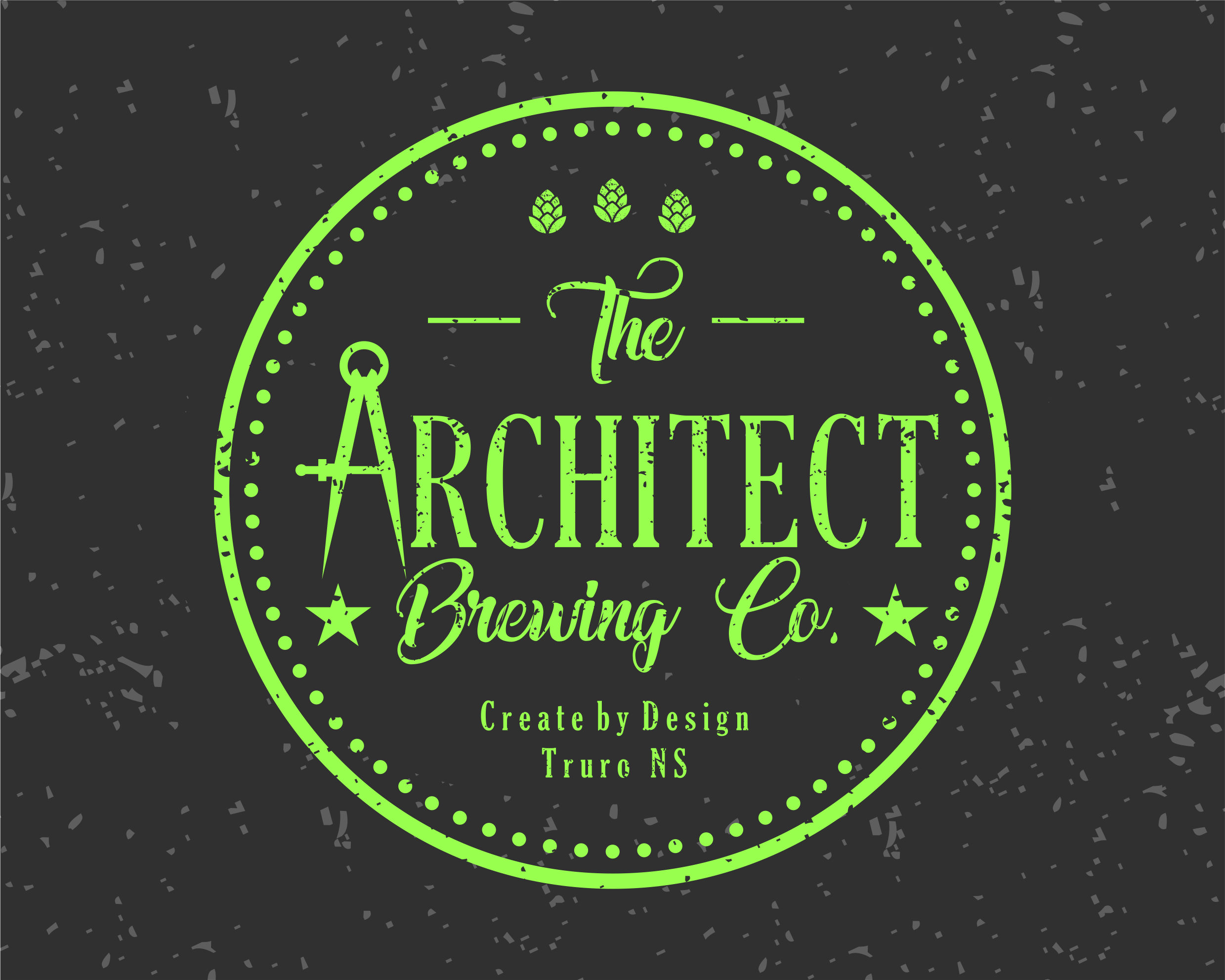 Logo Design by Net Bih - Entry No. 97 in the Logo Design Contest Captivating Logo Design for The Architect Brewing Co..