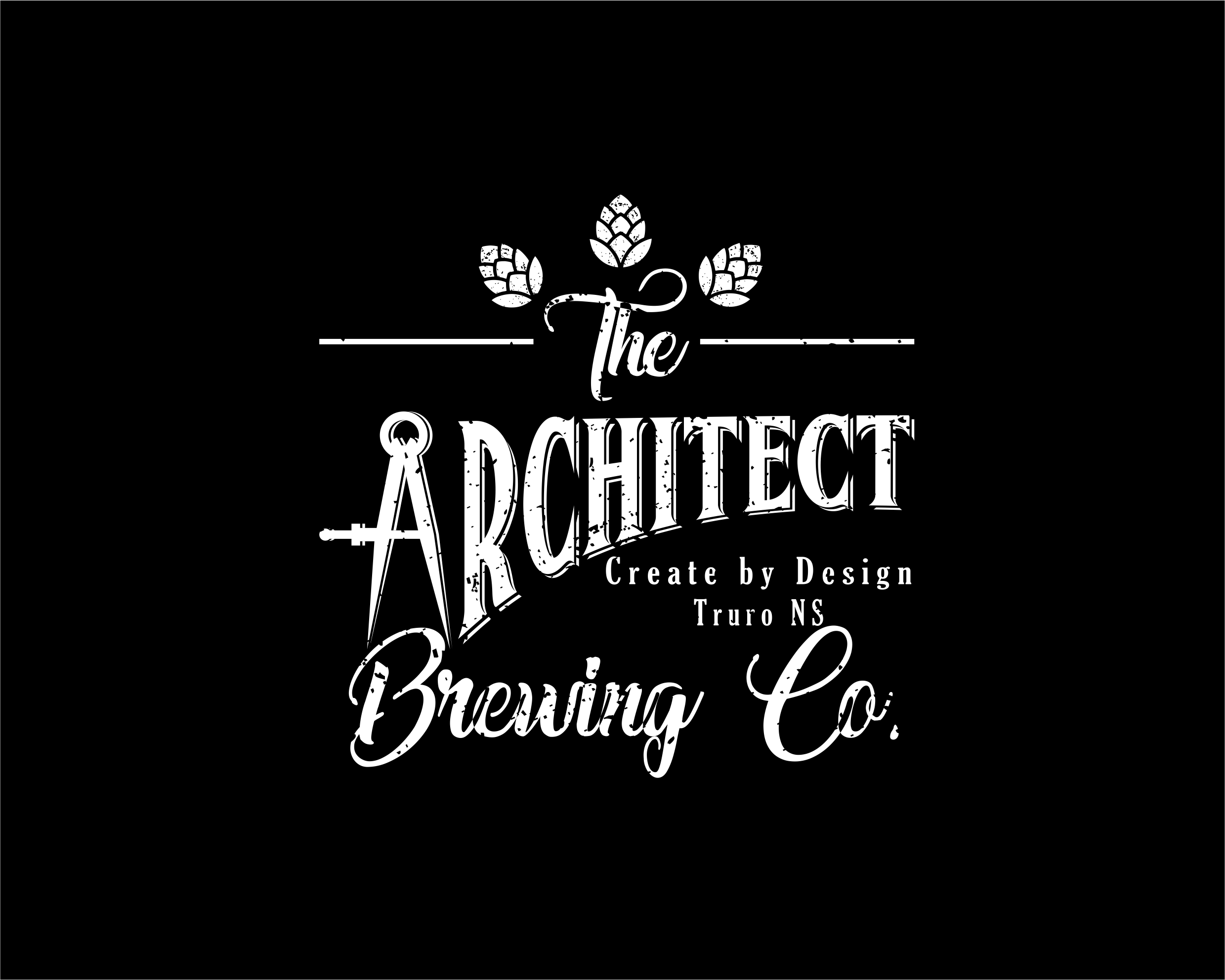 Logo Design by Net Bih - Entry No. 103 in the Logo Design Contest Captivating Logo Design for The Architect Brewing Co..