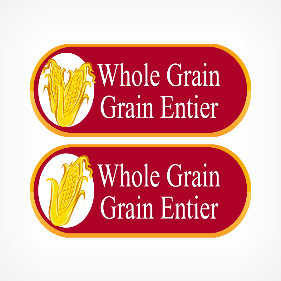 Logo Design by JoshuaCaleb - Entry No. 35 in the Logo Design Contest Whole Grain / Grain Entier.