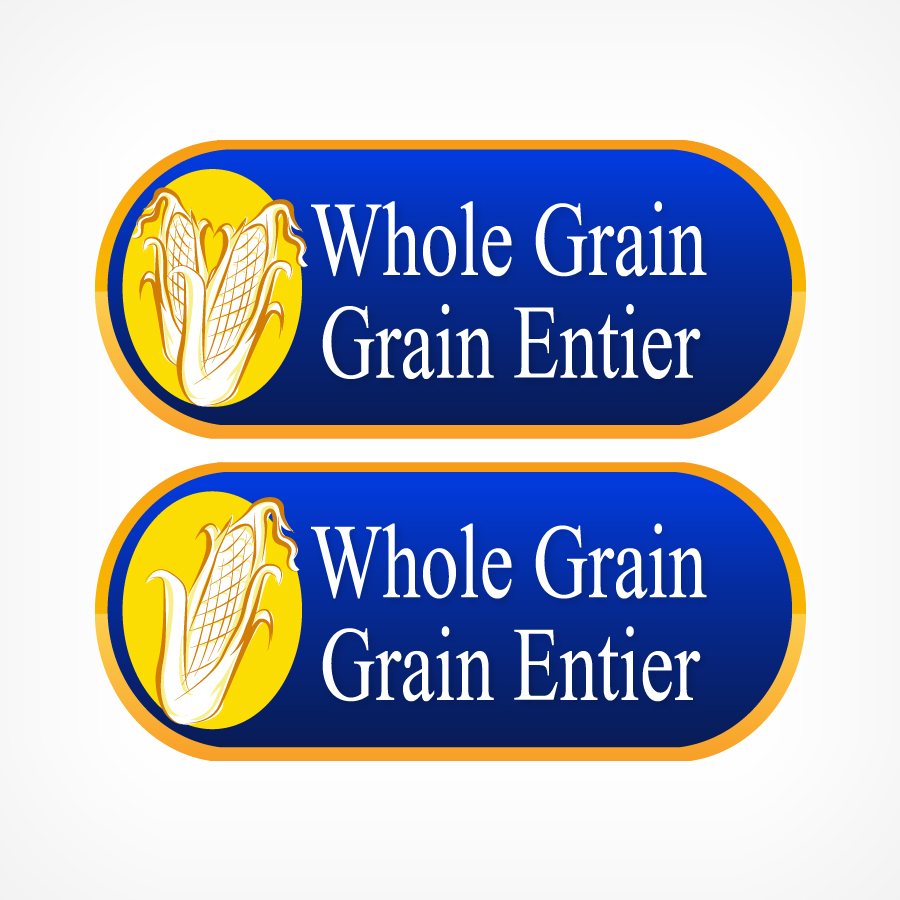 Logo Design by JoshuaCaleb - Entry No. 38 in the Logo Design Contest Whole Grain / Grain Entier.