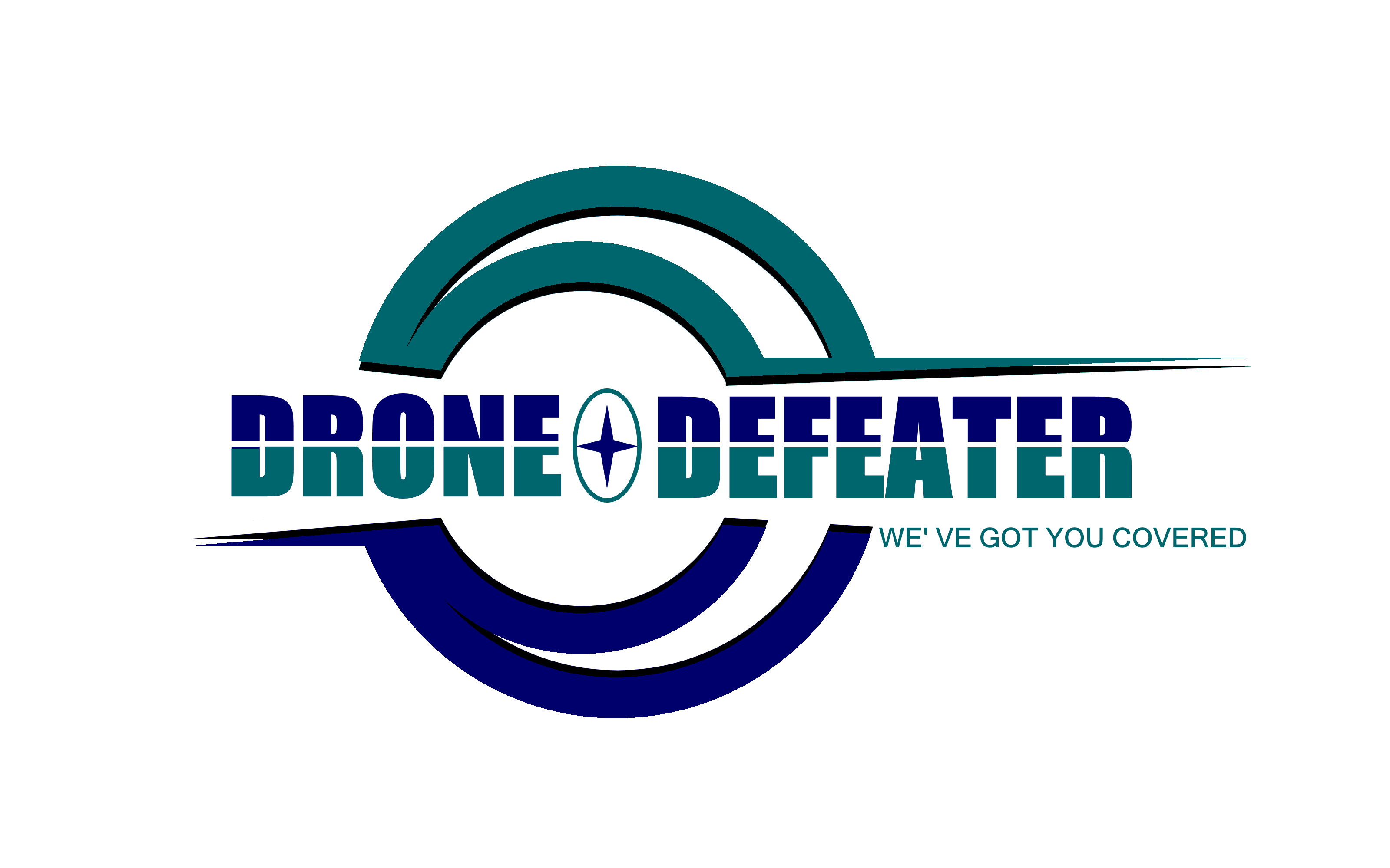 Logo Design by Roberto Bassi - Entry No. 41 in the Logo Design Contest Artistic Logo Design for Drone Defeater.