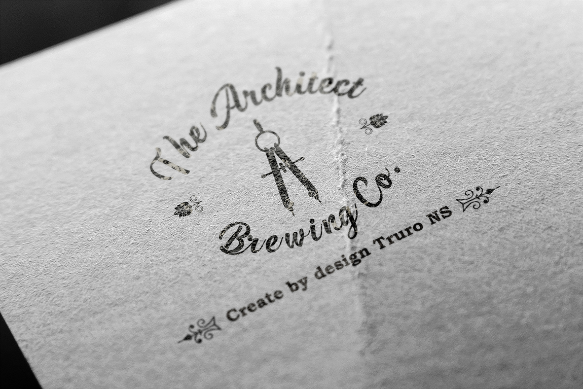 Logo Design by Spider Graphics - Entry No. 121 in the Logo Design Contest Captivating Logo Design for The Architect Brewing Co..