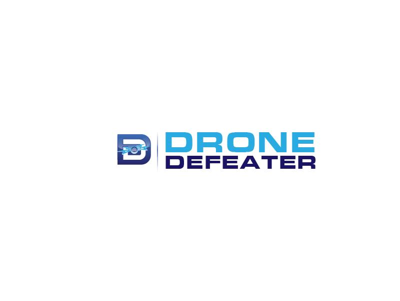 Logo Design by Private User - Entry No. 49 in the Logo Design Contest Artistic Logo Design for Drone Defeater.