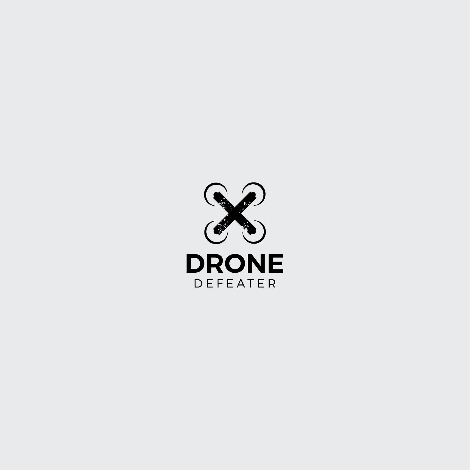 Logo Design by Rizky Adam - Entry No. 62 in the Logo Design Contest Artistic Logo Design for Drone Defeater.