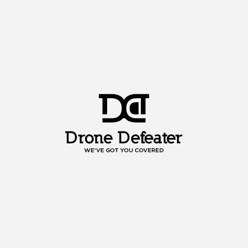 Logo Design by Rizky Adam - Entry No. 64 in the Logo Design Contest Artistic Logo Design for Drone Defeater.