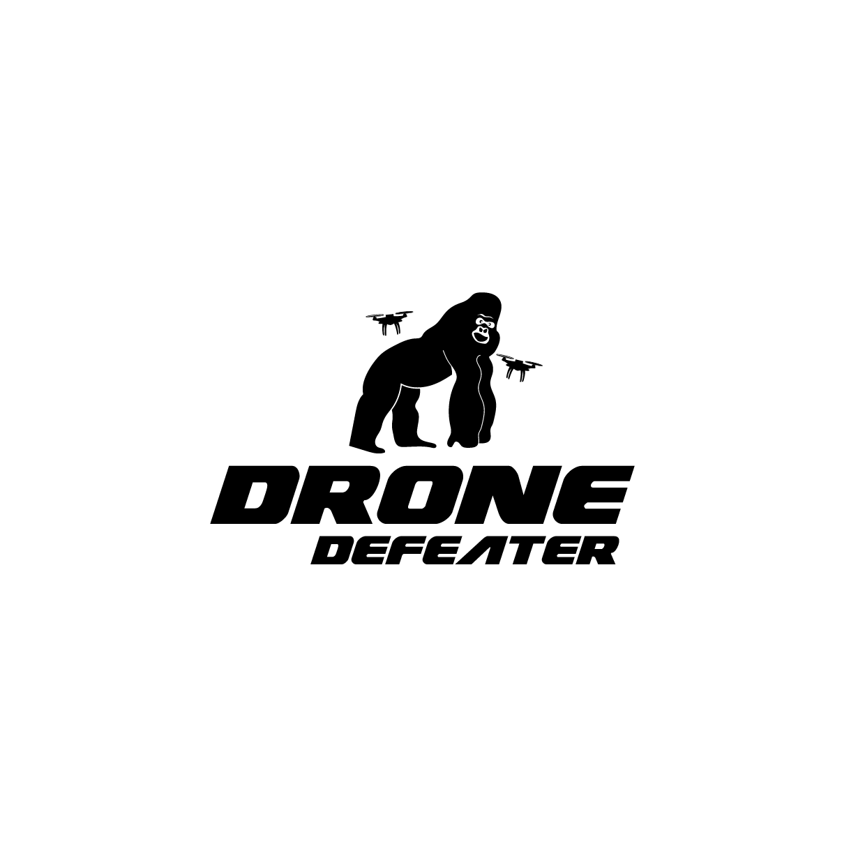 Logo Design by Rizky Adam - Entry No. 66 in the Logo Design Contest Artistic Logo Design for Drone Defeater.