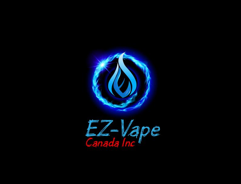 Logo Design by Private User - Entry No. 3 in the Logo Design Contest Inspiring Logo Design for EZ-Vape Canada Inc.