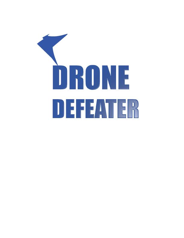 Logo Design by fari - Entry No. 68 in the Logo Design Contest Artistic Logo Design for Drone Defeater.