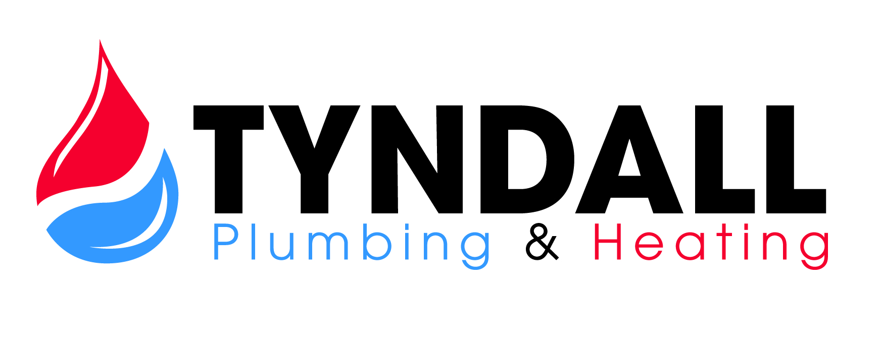 Logo Design by Rob King - Entry No. 2 in the Logo Design Contest Imaginative Logo Design for Tyndall Plumbing & Heating.