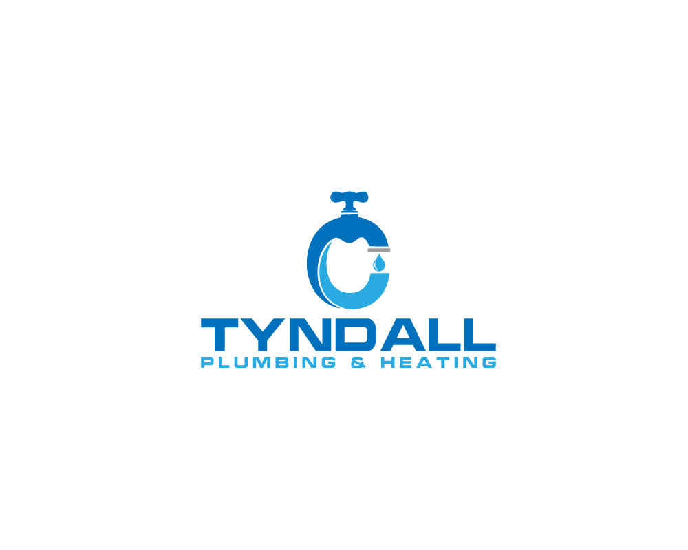 Logo Design by Private User - Entry No. 3 in the Logo Design Contest Imaginative Logo Design for Tyndall Plumbing & Heating.