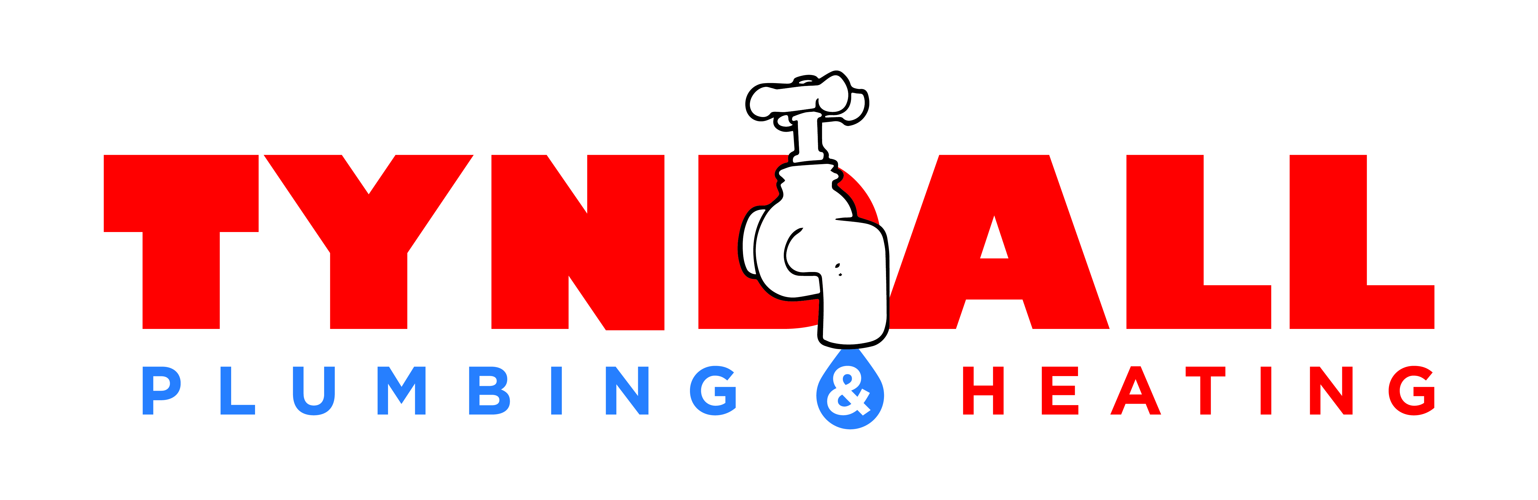 Logo Design by Rob King - Entry No. 21 in the Logo Design Contest Imaginative Logo Design for Tyndall Plumbing & Heating.