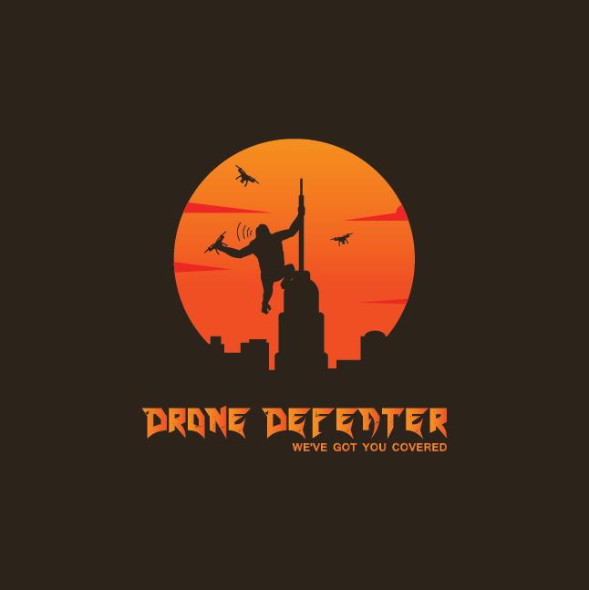 Logo Design by pojas12 - Entry No. 76 in the Logo Design Contest Artistic Logo Design for Drone Defeater.