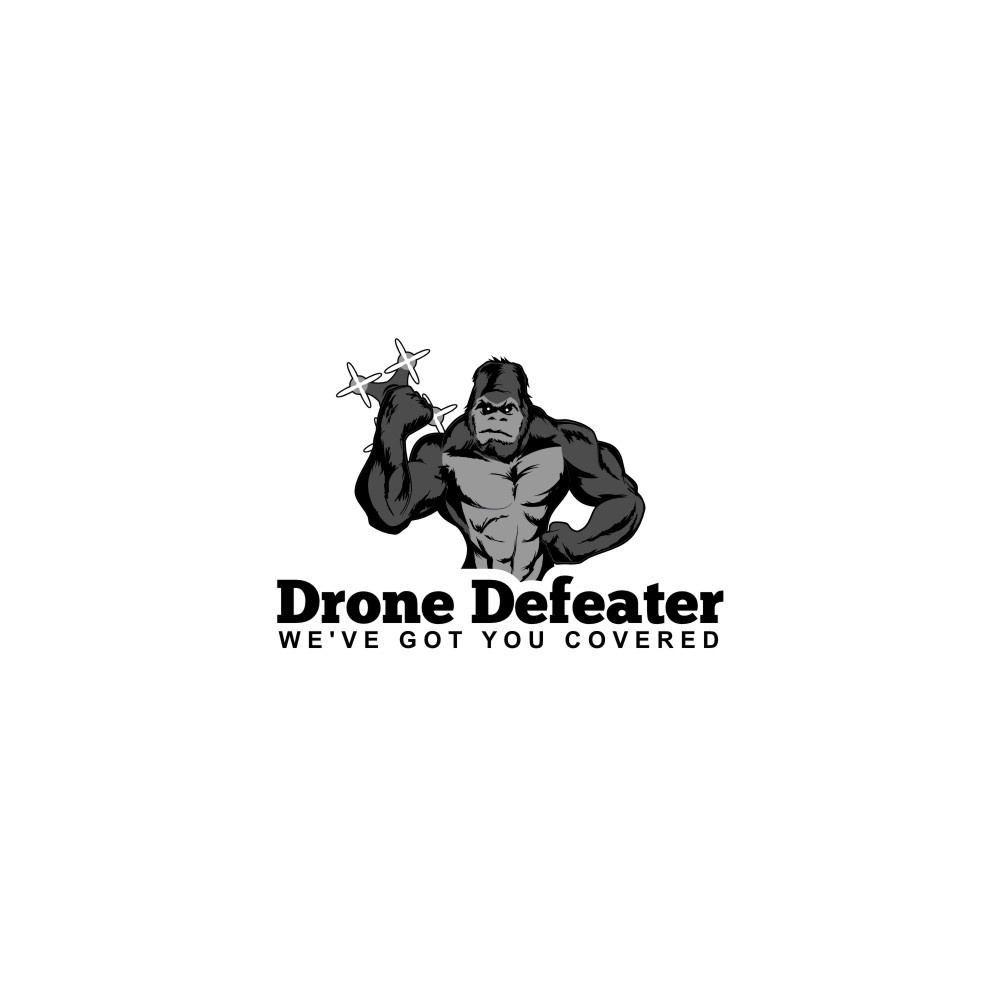 Logo Design by untung - Entry No. 83 in the Logo Design Contest Artistic Logo Design for Drone Defeater.