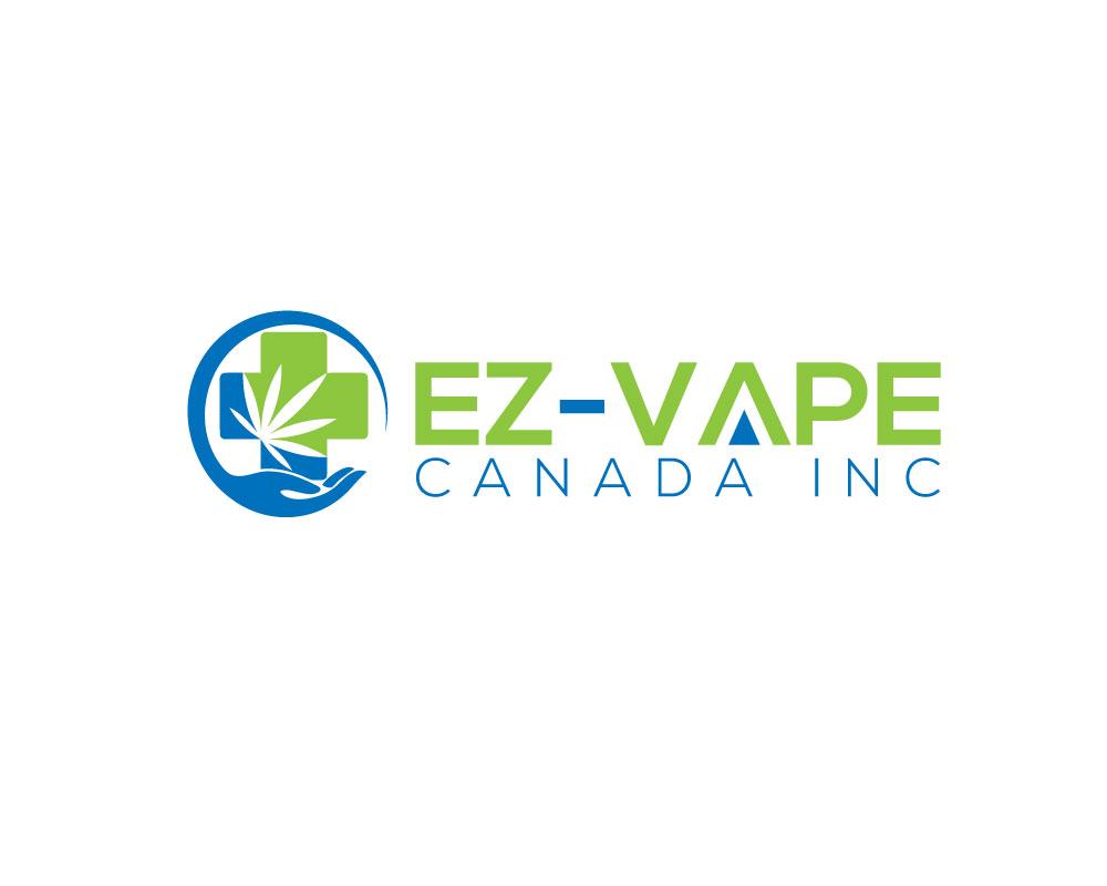 Logo Design by Mohammad azad Hossain - Entry No. 25 in the Logo Design Contest Inspiring Logo Design for EZ-Vape Canada Inc.