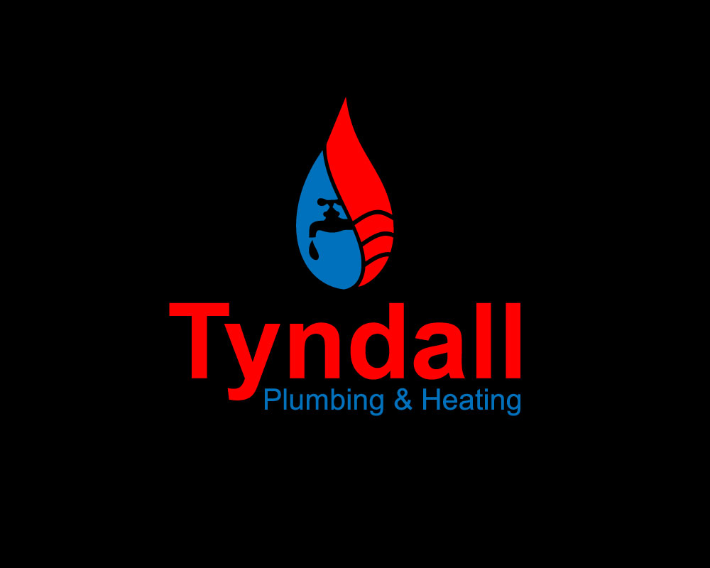 Logo Design by Mohammad azad Hossain - Entry No. 53 in the Logo Design Contest Imaginative Logo Design for Tyndall Plumbing & Heating.
