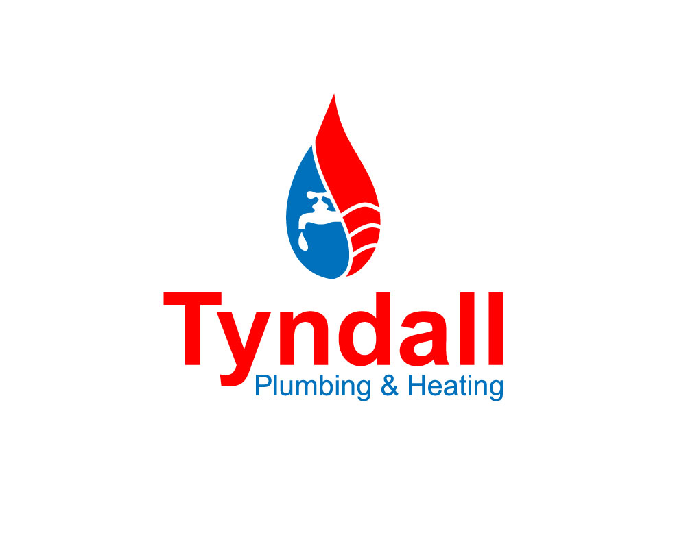 Logo Design by Mohammad azad Hossain - Entry No. 54 in the Logo Design Contest Imaginative Logo Design for Tyndall Plumbing & Heating.