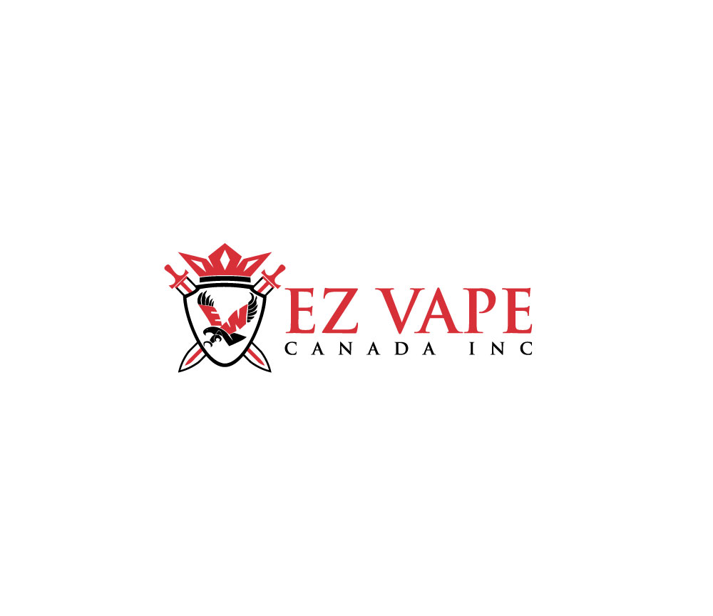Logo Design by Private User - Entry No. 30 in the Logo Design Contest Inspiring Logo Design for EZ-Vape Canada Inc.