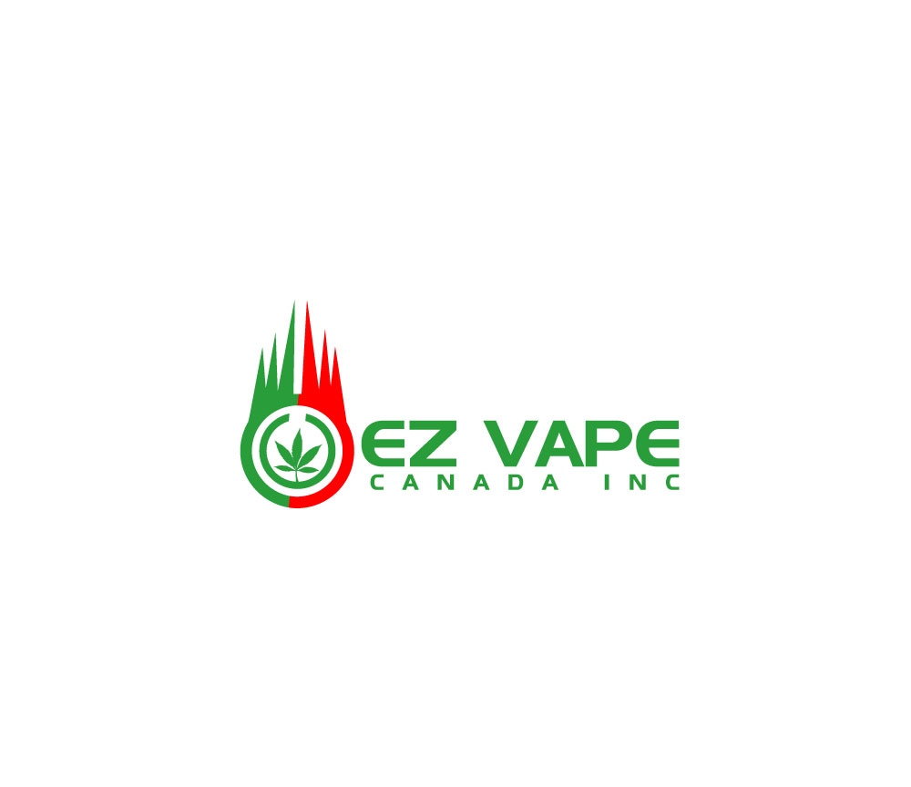 Logo Design by Private User - Entry No. 34 in the Logo Design Contest Inspiring Logo Design for EZ-Vape Canada Inc.