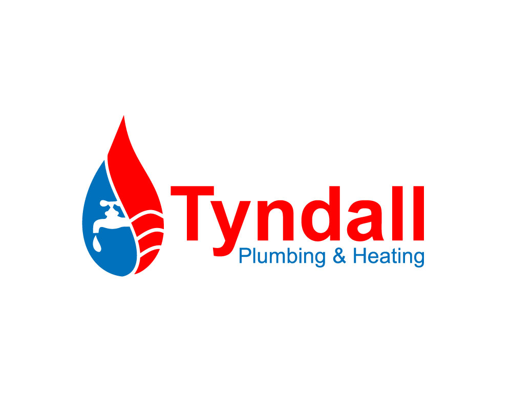Logo Design by Mohammad azad Hossain - Entry No. 60 in the Logo Design Contest Imaginative Logo Design for Tyndall Plumbing & Heating.