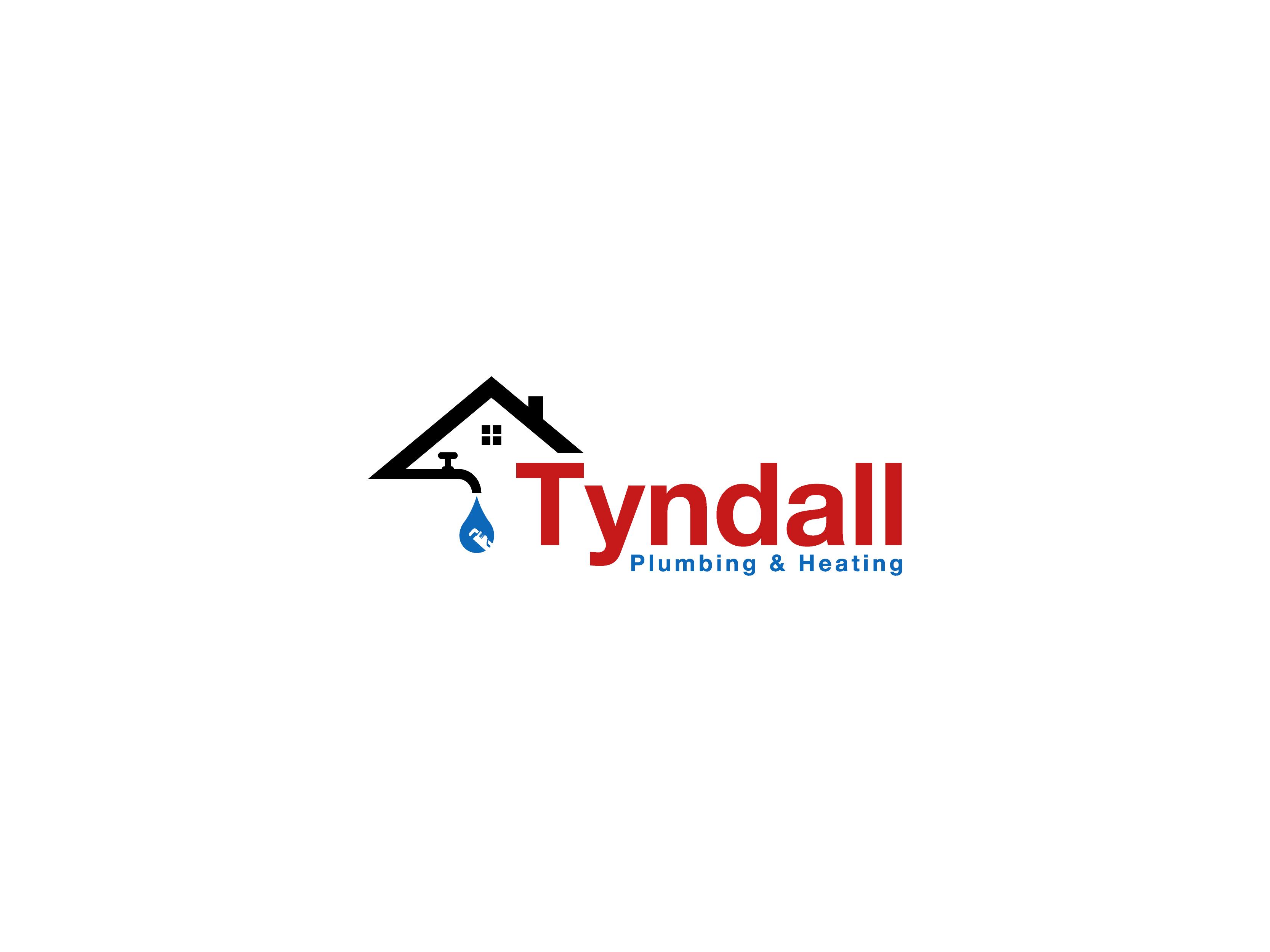 Logo Design by Shivaprasad Sangondimath - Entry No. 66 in the Logo Design Contest Imaginative Logo Design for Tyndall Plumbing & Heating.