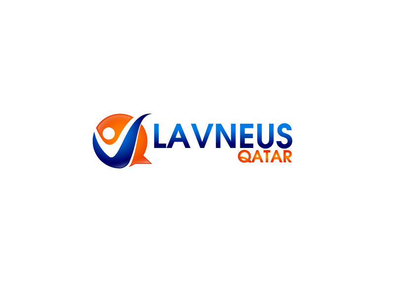 Logo Design by Private User - Entry No. 4 in the Logo Design Contest Imaginative Logo Design for lavneus qatar.